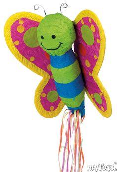 Pull Pinata Schmetterling