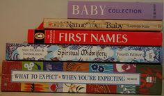 Five Pregnancy, Midwife & Baby books: What to expect when you're expecting, Spiritual Midwifery + Others for sale on ebay