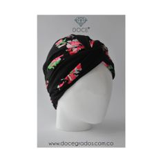 Tocado Bárbara Por-Rox #Turban #Turbante #Cancer #Fashion