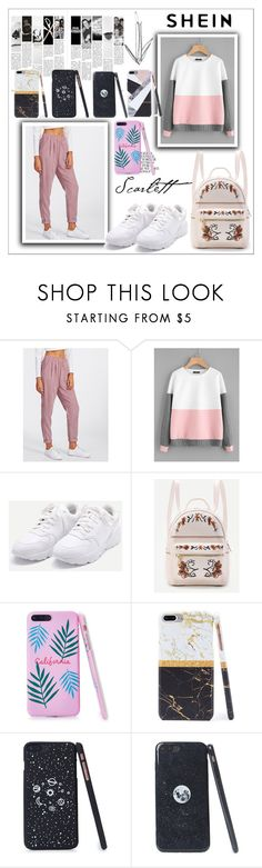 """""""SHEIN  day off outfit"""" by maiah-bee ❤ liked on Polyvore"""