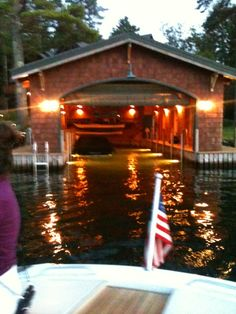 New Hampshire-Boat house