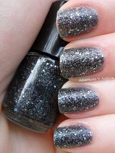 Ulta Glitterati Minis..AKA Deborah Lippmann Dupe Set