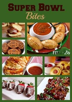 Great Super Bowl recipe ideas!!  Perfect for this weekend