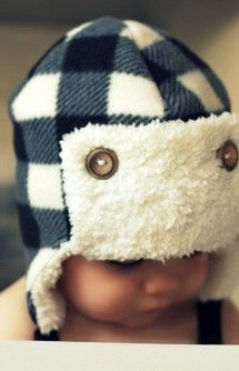 warm baby boy hat | pack this to visit auntie