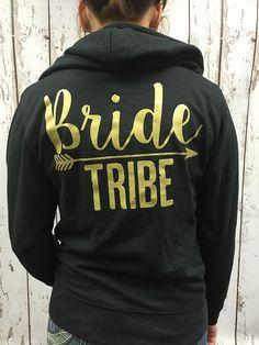 Bride Tribe Bridal Party Hoodies - Bulk