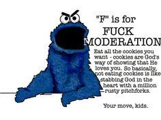 Cookie monster sex