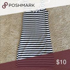 Striped tight dress Worn once. Flattering Dresses, Tight Dresses, Classy Dress, Fashion Design, Fashion Tips, Fashion Trends, Clubwear, Fashion Forward, Fashion Dresses