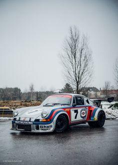 GALLERY: Porsche Paradise Lies Just Outside Paris • Petrolicious
