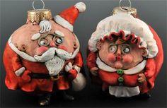 Doreen Kassel  Mr & Mrs Claus on her website