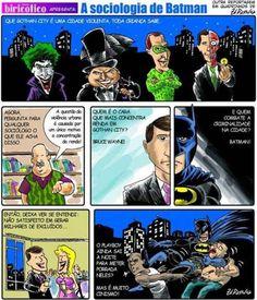 Sociologia do Batman