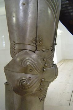 ca. 1480-1490 - armour, partly supplemented, South German, Bayerisches Armeemuseum, Ingolstadt, Bayern, Germany by roelipilami, via Flickr
