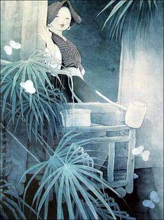 Chen Baiyi Chinese Artist ~ Blog of an Art Admirer