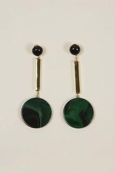 Jo earrings by RACHEL COMEY