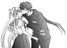 Sweet Love. Seiya x usagi