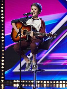 jai waetford | Jai Waetford makes X Factor judge Redfoo cry in new series of Channel ...