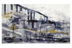 """Saatchi Art Artist Marisa Vitiello Beate Liepert; Drawing, """"Long Blue"""" #art"""