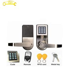 Details about this Electronic Induction Smart Digit Code Keypad Entry Door Lock With ID Reader Right Handle And Card Unlock,we provide high quality Electronic Induction Smart Digit Code Keypad Entry Door Lock With ID Reader Right Handle And Card Unlock as well as low price smart locks, door locks, lock, smart door lock, password door lock, rfid card lock,you can find more smart locks, door locks, lock, smart door lock, password door lock, rfid card lock in this Smart locks.