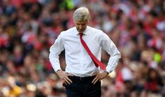#WengerOut already trending on Twitter after one game of the season
