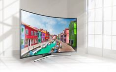 Samsung presents a new Curved UHD LED TV with having amazing features and Specifications. Smart Tv, Curved Tvs, Compare Cars, Television Set, Samsung Tvs, Mobile Price, Tv Reviews, 4k Uhd, Old Tv