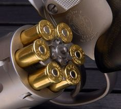 Smith & Wesson 686 SSR Pro