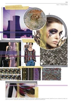 MPDclick, UK's largest trend service latest MDPPrint & Pattern trend book of directional print designs for A/W 14/15