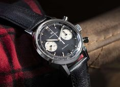 Hamilton - Intra-Matic Chronograph H | Time and Watches | The watch blog
