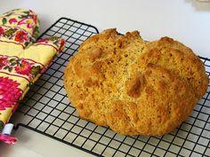 The Gluten Free Spouse: Gluten Free, Egg Free, Yeast Free Bread