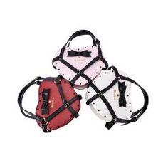 Little Devil~ Heart Shaped Gold-stamping Lolita Handbag/Single-Shoulder Bag Kawaii Bags, Devil, Heart Shapes, Stamping, Shoulder Bag, Gold, Shoulder Bags, Stamps, Stamp Sets