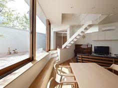 House In Minoh by Fujiwaramuro Architects http://www.homeadore.com/2013/04/29/house-minoh-fujiwaramuro-architects/