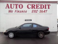 Cheap Chevrolet Cavalier for sale in Washington state, economical, practical, great MPG - $1295