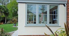 Képtalálatok a következőre: agate grey window door Grey Windows, Front Doors With Windows, Painted Front Doors, Casement Windows, Sash Windows, Stone Cladding Exterior, Exterior Doors, Exterior Paint, Exterior Design
