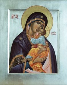The Mother of God of Tenderness