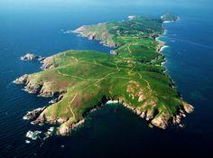 Isla de Ons. Galicia