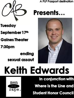 Interested in learning more about the fight to end sexual assault? Please check out this event!