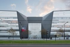 Gallery of New Ministry of Defense in Paris / ANMA - 6