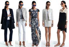 capri pants and jackets