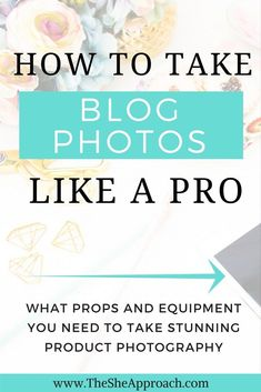 Are you a blogger or you sell your own products online? Odds are that you could save a lot of money by taking product pictures yourself. Read this simple guide to help you get started with the right tools! Blogging tips. Photography tips for bloggers. Take product photography like a pro. Photography for beginners tips. #bloggingtips #startablog