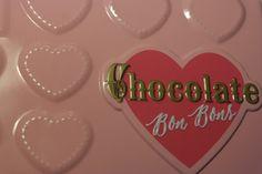 Hayatı Makyajla - Makyaj, Moda, Hayat, Kozmetik, Güzellik ve Bakım Blogu: Too Faced Chocolate Bon Bons