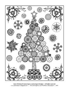Download 92 holiday coloring pages for free! The artists of ArtLicensingShow.com are excited to share with you their holiday coloring book sampler.#colorwithalsc (see my Christmas board for more)