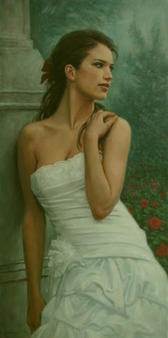 Kai Fine Art is an art website, shows painting and illustration works all over the world. Renoir, John Singer Sargent, Canadian Painters, Canadian Artists, Woman Painting, Figure Painting, Painting Art, Art Paintings, Pop Art
