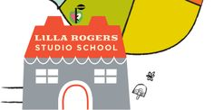 Join me at the wonderfull e-courses in illustration at Lilla Rogers » Lilla Rogers Studio School