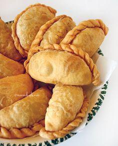 Indische pasteitjes (pastel goreng)