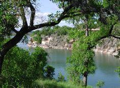 Lake Travis in Austin, TX