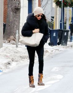 Boots & bag! Awesome