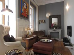 Holiday Apartments, Lisbon, Oversized Mirror, Diva, Portugal, Furniture, Home Decor, Decoration Home, Room Decor