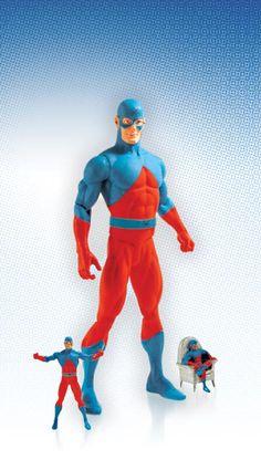 Atom, DC Direct