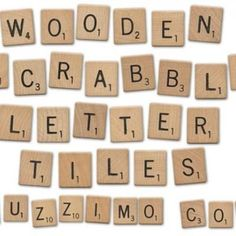 Free Hi-Res Wooden Scrabble Letter Tiles. There's a total of 60 wooden letters A to Z including two blank tiles. The image is high resolution and each wooden tile (around has nice wood grain details. Printable Scrabble Tiles, Wooden Scrabble Tiles, Wooden Letters, Scrabble Crafts, Scrabble Board, Plastic Letters, Painted Letters, Scrapbooking Digital, Victorian Steampunk