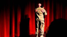High School Senior Surprised by Her U.S. Soldier Father on Stage in Front of Packed Auditorium