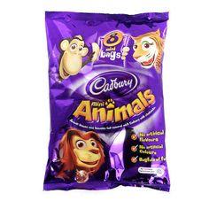 Cadburys Animals.