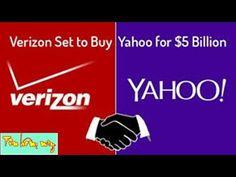 Yahoo bị nhà mạng lớn nhất nước Mỹ Verizon thâu tóm [Tin hôm nay]
